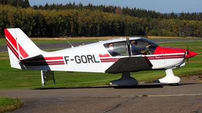 F-GORL - Robin DR400/140B Major - Private