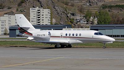 CS-LTO - Cessna Citation Latitude - NetJets Europe