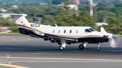 N22LP - Pilatus PC-12/45 - Private