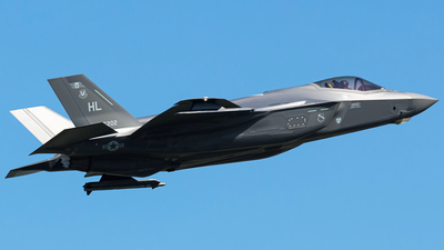 15-5202 - Lockheed Martin F-35A Lightning II - United States - US Air Force (USAF)