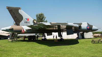 XM612 - Avro 698 Vulcan B.2 - United Kingdom - Royal Air Force (RAF)