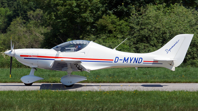 D-MYND - AeroSpool Dynamic WT9 - Private