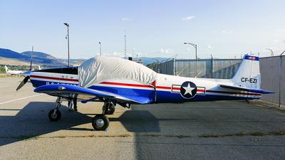 CF-EZI - North American Navion A - Private