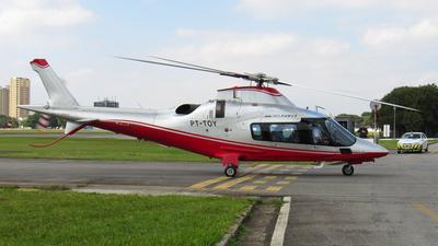 PT-TOY - Agusta A109E Power - Private