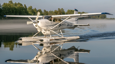 OH-CDI - Cessna 185 Skywagon - Private