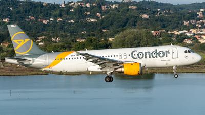 D-ATCH - Airbus A320-212 - Condor