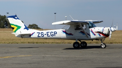 ZS-EGP - Cessna 150F - Private