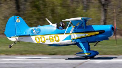 OO-80 - EAA Acro Sport II - Private