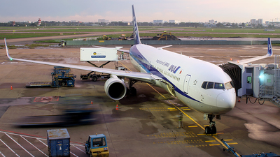 JA627A - Boeing 767-381(ER) - All Nippon Airways (ANA)