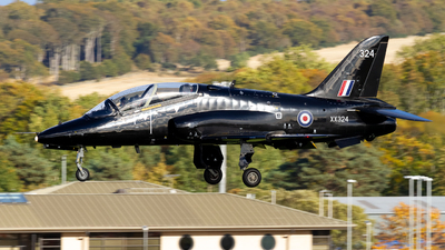XX324 - British Aerospace Hawk T.1A - United Kingdom - Royal Navy