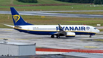A picture of EIEBZ - Boeing 7378AS - Ryanair - © Sebastian Thiel