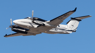 5A-MIS - Beechcraft B300 King Air 350 - Libya - Government