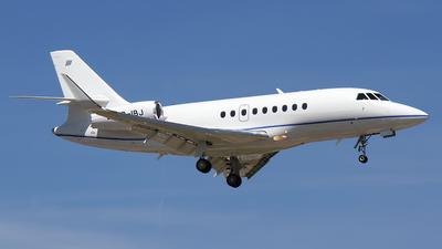 HB-IBJ - Dassault Falcon 2000LXS - Cat Aviation