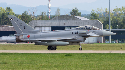 C.16-68 - Eurofighter Typhoon EF2000 - Spain - Air Force