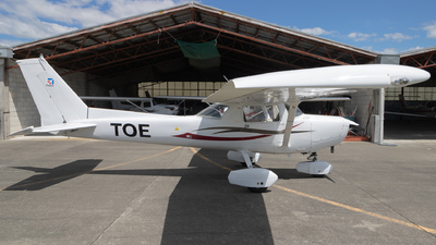 ZK-TOE - Cessna 152 - Air Hawkes Bay