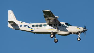 D-FUNC - Cessna 208B Grand Caravan EX - IAS Itzehoer Airservice