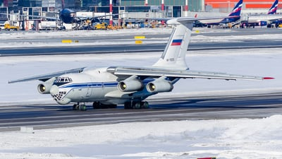 RF-76325 - Ilyushin IL-76TD - Russia - Federal Border Guards Aviation Command