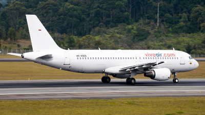 HK-4905 - Airbus A320-214 - Viva Air Colombia