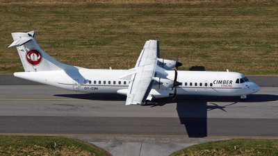 OY-CIM - ATR 72-212A(500) - Cimber Sterling Airlines