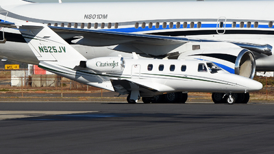 N525JV - Cessna 525 CitationJet 1 - Private