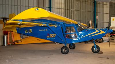 SX-UBL - ICP Savannah XL VG - Spot Flight Aviation