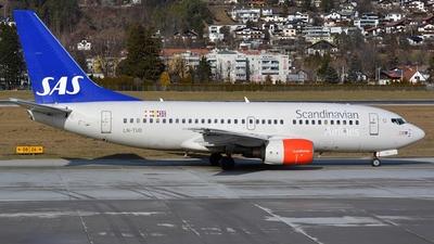 LN-TUD - Boeing 737-705 - Scandinavian Airlines (SAS)