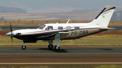 PR-GBB - Piper PA-46-500TP Malibu Meridian - Private