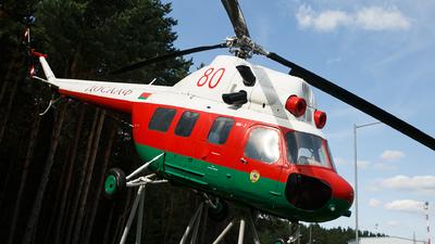 80 - PZL-Swidnik Mi-2 Hoplite - Belarus - DOSAAF