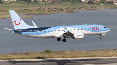 OO-TMY - Boeing 737-8 MAX - TUI