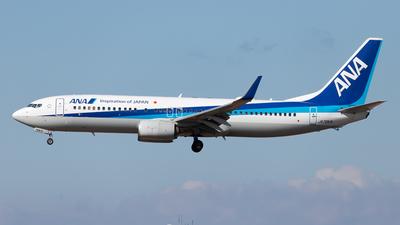 JA78AN - Boeing 737-881 - All Nippon Airways (ANA)