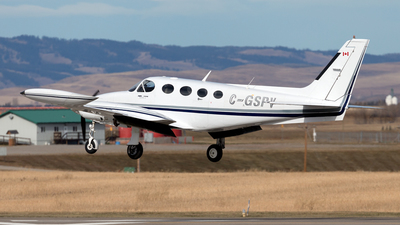 A picture of CGSPV - Cessna 340A - [340A1254] - © Mike MacKinnon