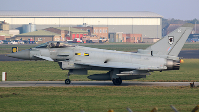 ZJ914 - Eurofighter Typhoon FGR.4 - United Kingdom - Royal Air Force (RAF)