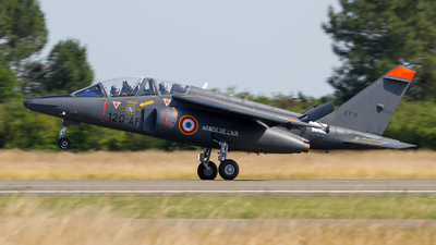 E108 - Dassault-Breguet-Dornier Alpha Jet E - France - Air Force