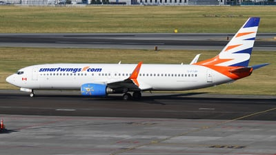 C-FTJH - Boeing 737-8BK - SmartWings (Sunwing Airlines)