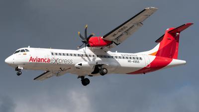 HK-4955 - ATR 72-212A(600) - Avianca Express