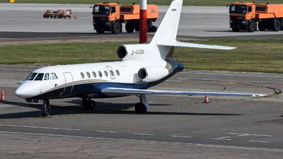 2-NYAW - Dassault Falcon 50 - Private