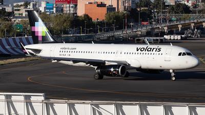 A picture of XAVLR - Airbus A320233 - Volaris - © Felipe Garcia