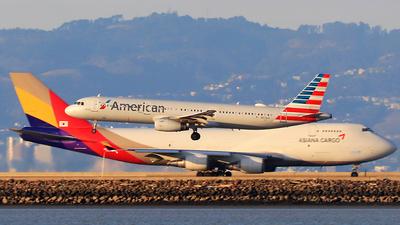 N978UY - Airbus A321-231 - American Airlines