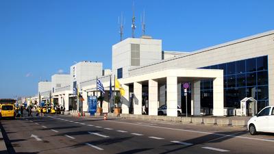 LGAV - Airport - Terminal
