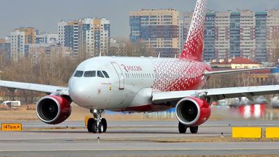 A picture of VQBAV - Airbus A319111 - Rossiya - © Alexander Tarasenkov