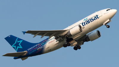 C-GSAT - Airbus A310-308 - Air Transat - Flightradar24