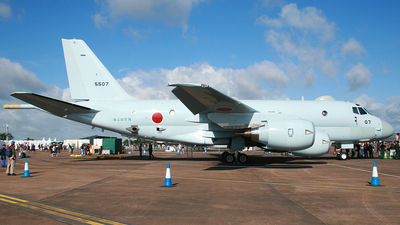 5507 - Kawasaki P-1 - Japan - Maritime Self Defence Force (JMSDF)