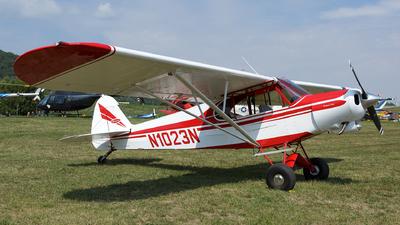 N1023N - Piper PA-18A-150 Super Cub - Private