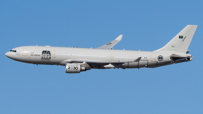 2406 - Airbus A330-203(MRTT) - Saudi Arabia - Air Force