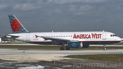 N637AW - Airbus A320-231 - America West Airlines