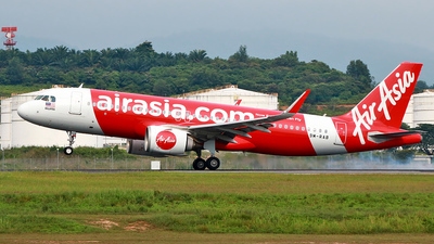 A picture of 9MRAB - Airbus A320251N - AirAsia - © Buaran Spotter