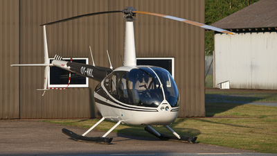 OY-HKL - Robinson R44 Clipper II - Private