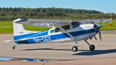 OH-CCY - Cessna 185 Skywagon - Private
