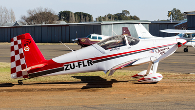 ZU-FLR - Vans RV-7 - Westline Aviation