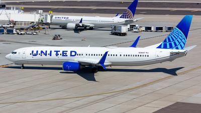 N38417 - Boeing 737-924ER - United Airlines